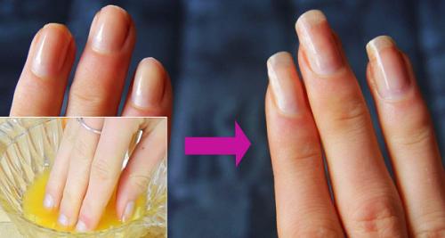 Cet ingrédient Populaire qui est déjà présent dans votre salle de bain ! Utilisez-le pour fortifier vos ongles et les faire grandir…