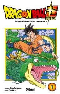 Dragon Ball Super – tome 1 de Toyotaro et Akira Toriyama