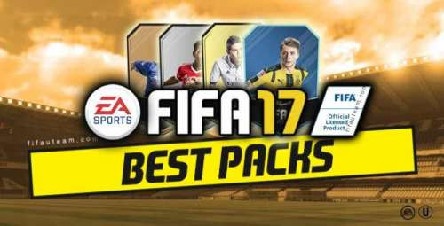 The Best Packs to Buy on FIFA 17 Ultimate Team