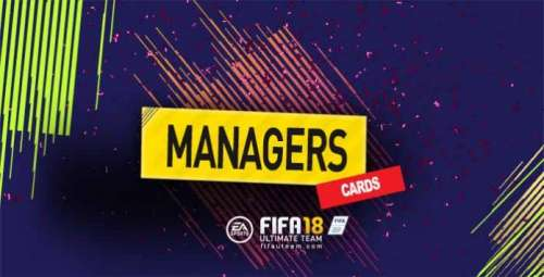 FIFA 18 Managers Cards Guide