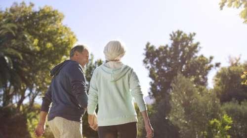 Seniors : de la randonnée en groupe pour garder la forme