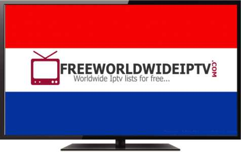 Iptv Holland playlist m3u 04/02/2019