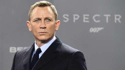 Daniel Craig prêt à reprendre le costume de James Bond !
