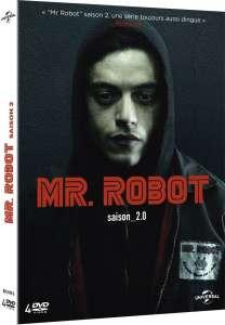 Mr Robot : sortie de la saison 2 en coffret dvd et Blu-Ray