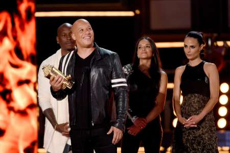 Vin Diesel : Son hommage à Paul Walker aux MTV Movie Awards