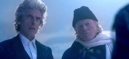 Doctor Who : un premier trailer pour l'épisode de Noël dévoilé au CCSD !