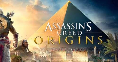 Ubisoft dévoile un nouveau trailer de gameplay pour Assassin's Creed Origins