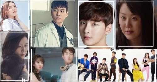 K-Drama : les sorties du mois de janvier 2018 [1/2]