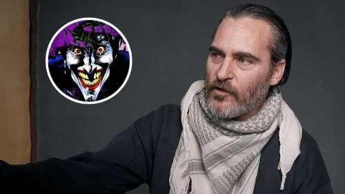 Joaquin Phoenix en Joker : projet démentiel ou fausse bonne idée ?