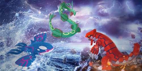 Pokémon GO lance la Semaine Légendaire