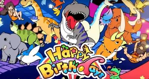 Happy Birthdays est disponible dès maintenant sur Switch !