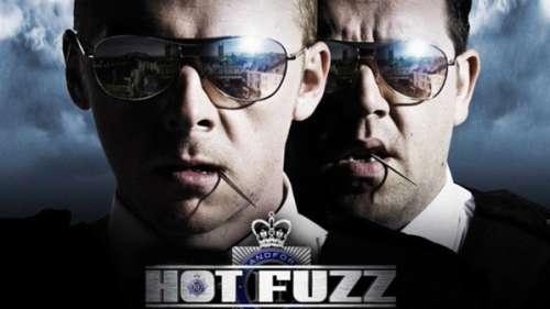 Chill & Cult : (Re)-découvrez «Hot Fuzz» sur Netflix