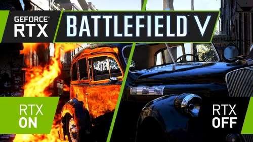 Un nouveau driver Nvidia améliore le Ray-Tracing de Battlefield V