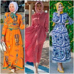 Hijab casual outfits for summer