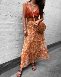 Cute summer dresses and skirts for women