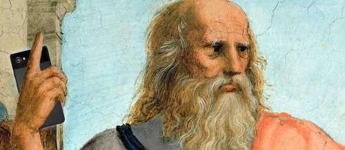 Roger-Pol Droit ressuscite Platon