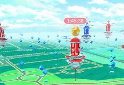 Raid Pokemon Go à Paris