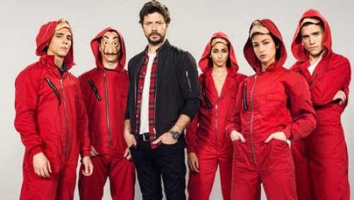 A quelle heure la nouvelle saison Casa de Papel sur Netflix ?
