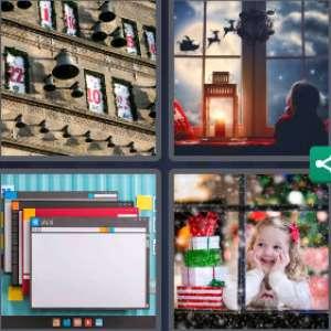 Solution 4 Images 1 mot 15 décembre 2020 (énigme journalière Noël)