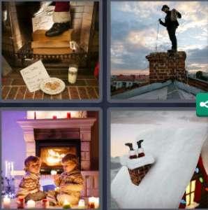Solution 4 Images 1 mot 17 décembre 2020 (énigme journalière Noël)