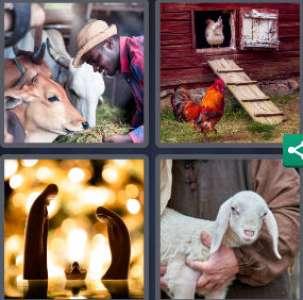 Solution 4 Images 1 mot 2 décembre 2020 (énigme journalière Noël)