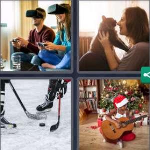 Solution 4 Images 1 mot 20 décembre 2020 (énigme journalière Noël)