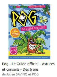Livre « Guide officiel POG » 2021