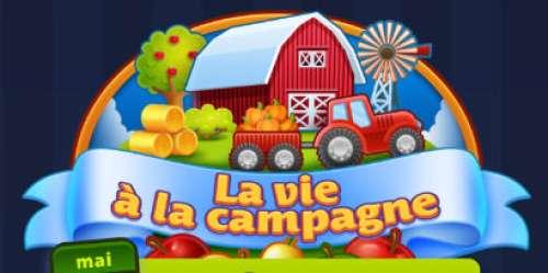 Solutions La Vie à la campagne (4 Images 1 Mot mai 2021)