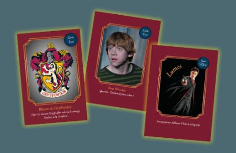 Echange, achat et vente cartes Harry Potter Auchan 2021