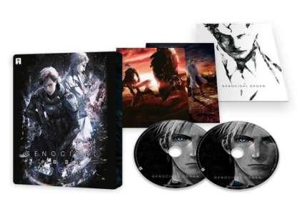 Genocidal Organ en Blu-Ray et DVD