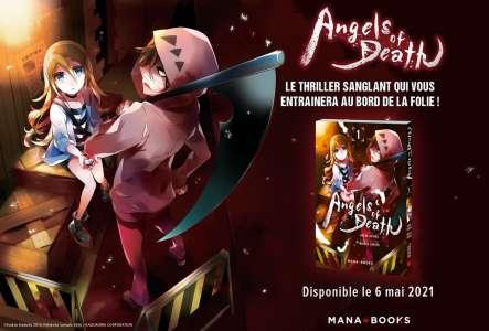Angels of Death chez Mana Books