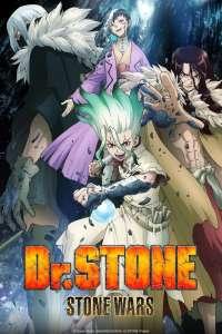 L'animé Dr.Stone continue avec un nouveau projet !