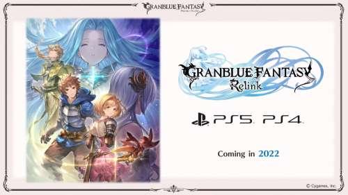 Une longue vidéo de gameplay pour le jeu Granblue Fantasy Re:Link !