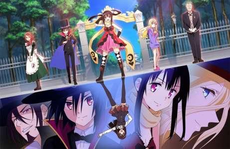 Une date pour l'épisode final de l'animé Hatena Illusion !