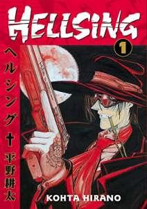 Amazon développe une version live-action du manga Hellsing !