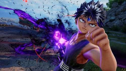 Hiei de YuYu Hakusho débarque dans le jeu Jump Force !