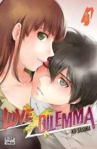 Le manga Love X Dillemma se termine au Japon !