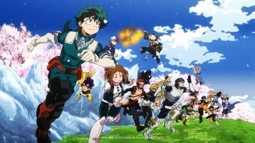 La saison 4 de l'animé My Hero Academia arrive en DVD/Blu-ray en février 2021 !