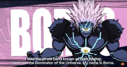 Un nouveau character trailer pour le jeu One Punch Man : A Hero Nobody Knows