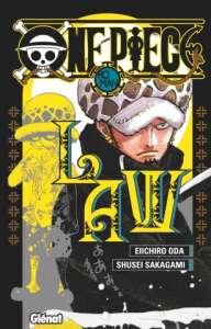 Découvrez les premières pages de One Piece Roman - Novel Law en ligne !