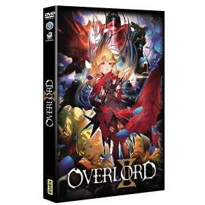 Les saisons 2 et 3 d'Overlord en DVD et Blu-Ray