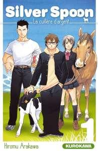 Le manga Silver Spoon entre dans son arc final