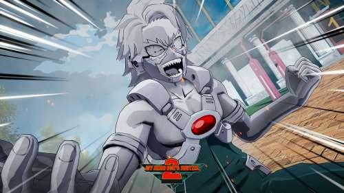 Tetsutetsu Tetsutetsu rejoint bientôt le casting du jeu My Hero One's Justice 2 !