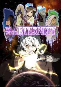Une nouvelle bande-annonce pour l'animé To Your Eternity !