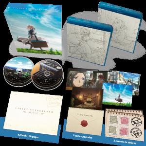 L'animé Violet Evergarden arrive en coffret collector Blu-ray !