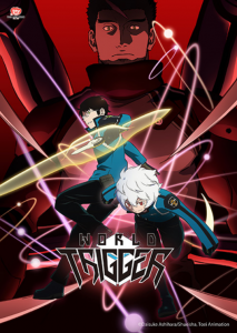 La saison 2 de l'animé World Trigger en simulcast sur Crunchyroll et ADN !