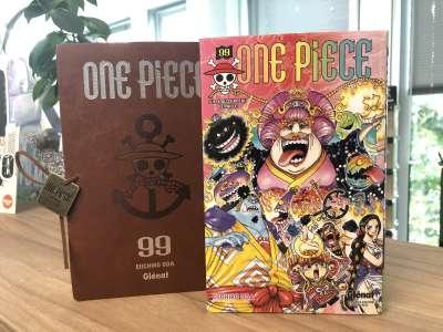 Concours One Piece 99 collector, on en a gardé pour vous !