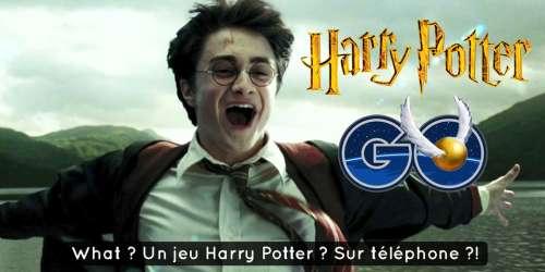 Harry potter en réalité augmentée façon pokémon go arrive sur vos mobiles !