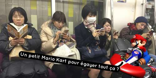 Mario kart sur smartphone ?! t'es pas sérieux ?!