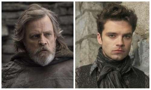 Sebastian Stan est-il prêt à jouer Luke Skywalker jeune ?